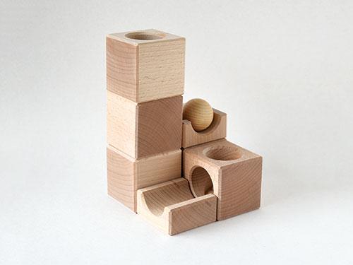 トンネルキューブ/製作例2