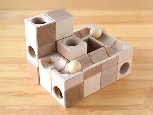トンネルキューブ/製作例3