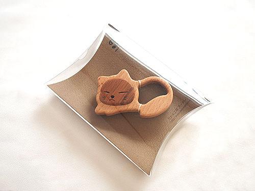 ねむり猫のラトル/ラトル工房ブータレブー