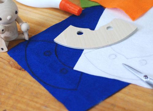 洋服の作り方1