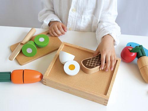 First Little Chef/遊び例