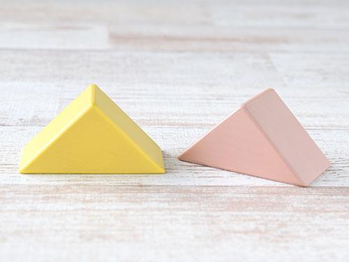 三角積み木