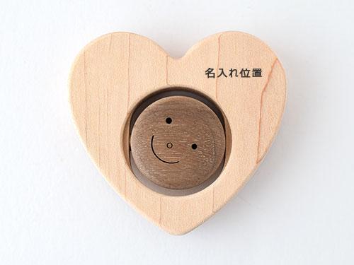 木製ラトル coccolo(コッコロ)/名入れ