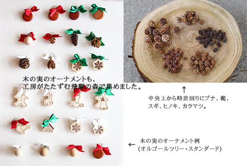 オルゴールツリー・スタンダード(グリーン) 紹介文5