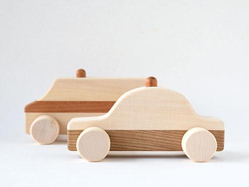 コロコロミニカー パトカー/OakVillage