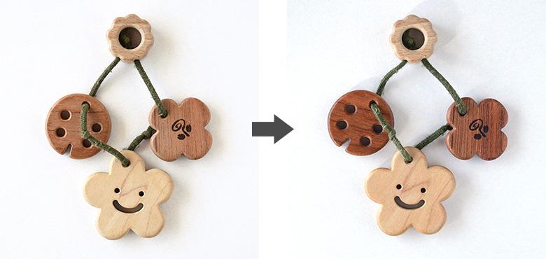 木のおもちゃのお手入れ/蜜蝋ワックス