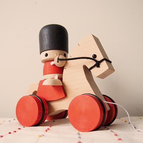 日本製プルトイ プルトイ トビー&ボコ/おもちゃのこまーむ