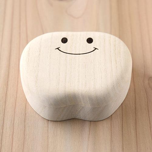 キュートな乳歯ケース|ティースくん/MOQMO